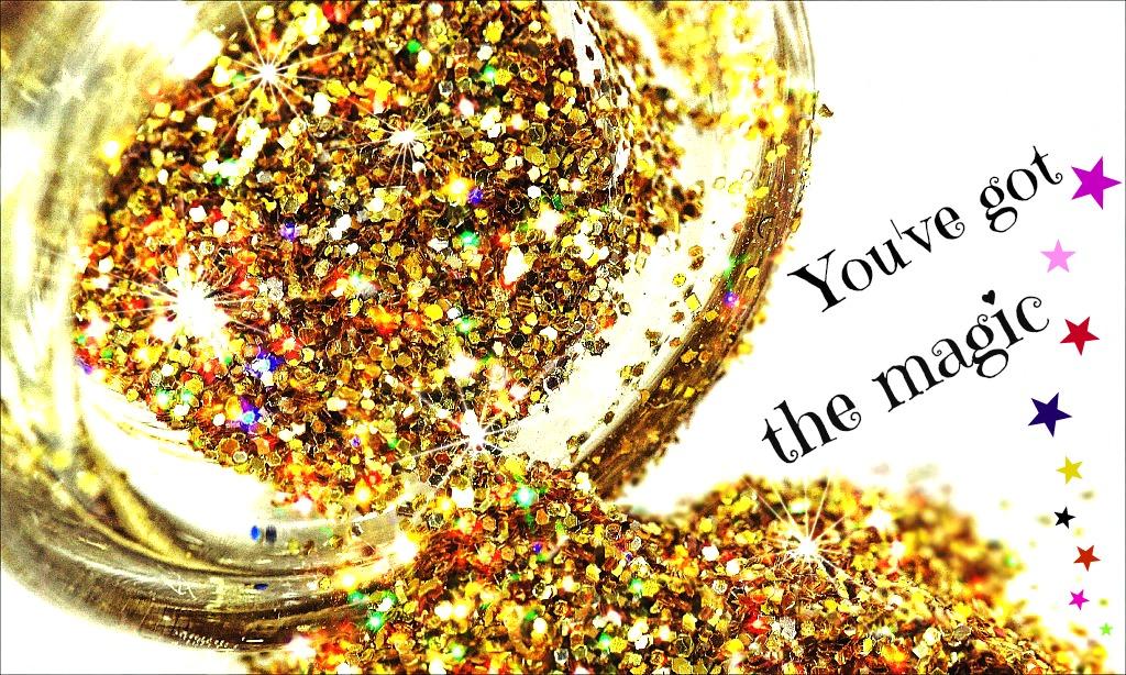 You've got the magic