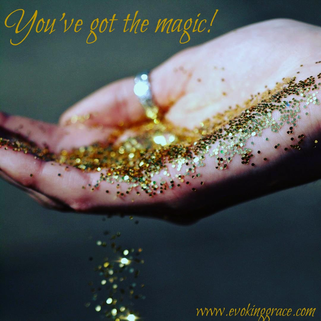 You've got the magic!