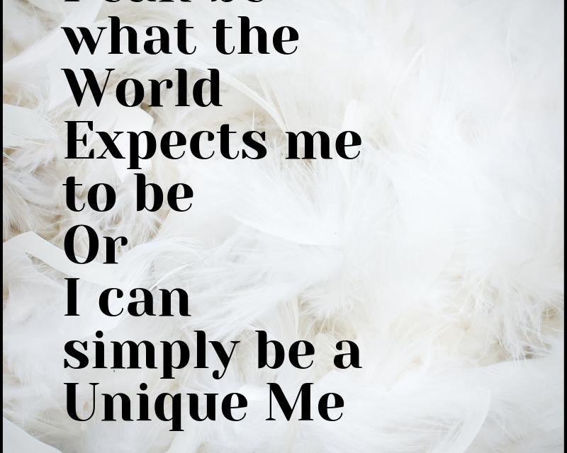 I am a Unique Me